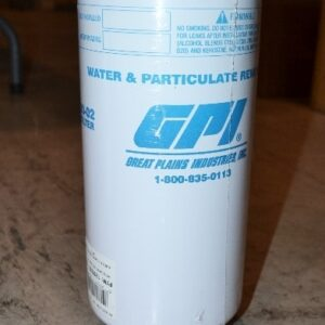 Water & Particulate Replacement Filters