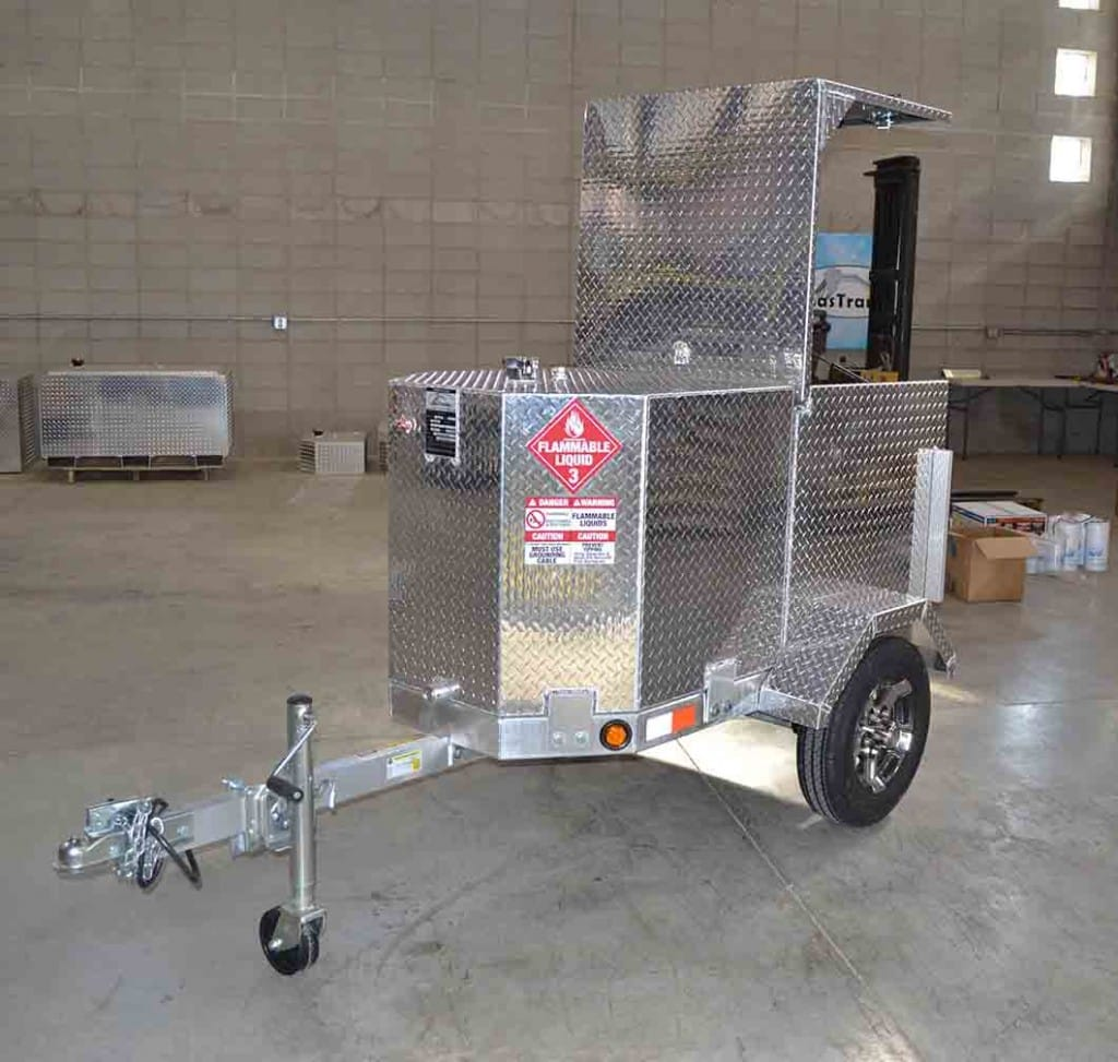 Pro 110 Industrial Gas Trailer