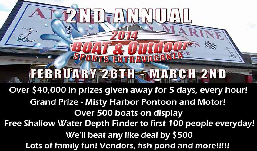 Boat Show Graphic