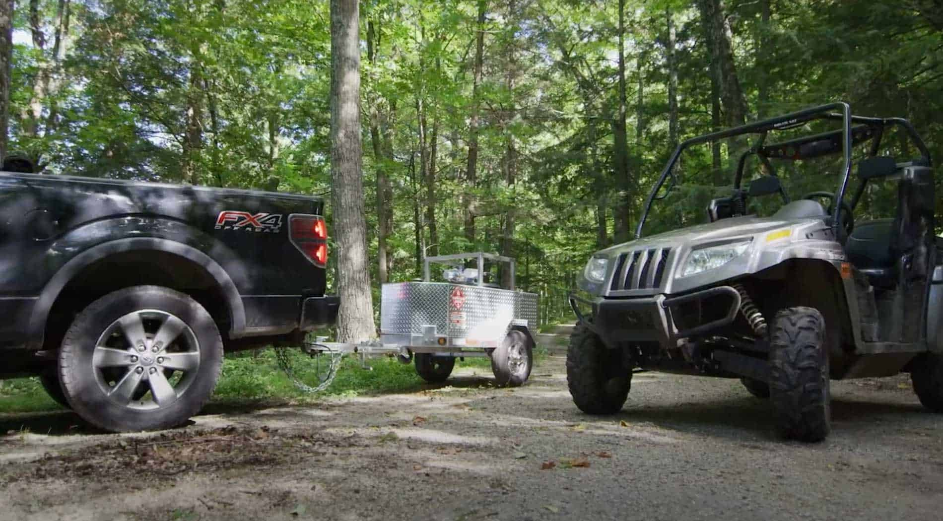 Read more about the article Keep your UTVs and ATVs fueled with a trailer mounted gas tank